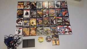 Huge Playstation 2 collection