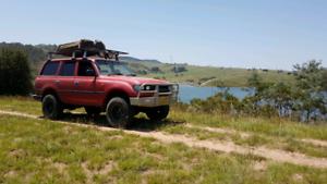 80 series landcruiser 1hz diesel great tourer swap for something