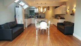 Double room/ensuite in high standard professional house
