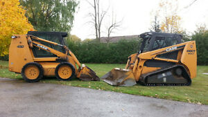 Bobcat service mini-ex skid steer waterproof,forhire hourly rate