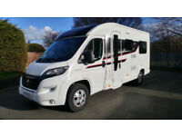 SWIFT RIO 320 2016 MODEL WITH ONLY 2890 MILES, SERVICED, READY TO DRIVE AWAY