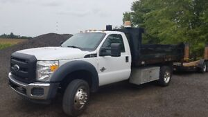 Camion Ford F-550