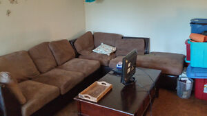 Sectional Couch- 300 bucks obo