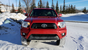 2015 Toyota Tacoma TRD Trail Teams Sport