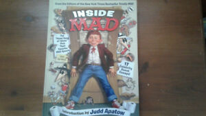 Inside MAD book by Judd Apatow