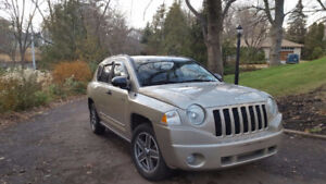 2009 Jeep Compass Rocky Mountain North Edition 4X4 certified