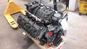 DODGE RAM 1500 2010-2016 5.7 HEMI ENGINE