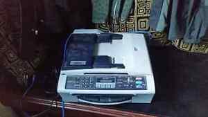 Print/scanner/fax