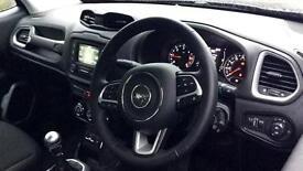 2016 Jeep Renegade 1.6 Multijet Longitude 5dr Manual Diesel Hatchback