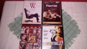 4 DVD VALUE PAC [all brand new].