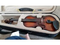 Artiste sv-300 Hand crafted 3/4 violin