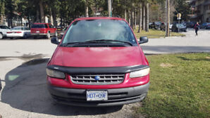 URGENT SALE 1997 Plymouth voyager $3000 ono