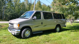 Ford E350 super duty 2002-Econoline Allongé