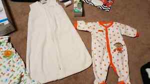 Baby item lot - Johnny Jump Up, sleepsacks and more