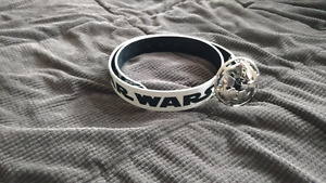 Star wars belt and imperial buckle