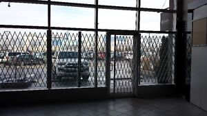 business security gates