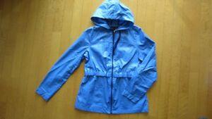 Manteau pour printemps et automne bleu Tommy Hilfiger