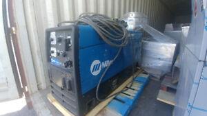 Soudeuse à GAZ Miller 302 trailblazer gas welder