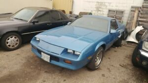 1985 Chevy Camaro for sale