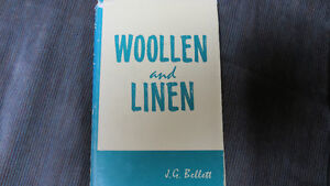 """Woollen and Linen"" book"