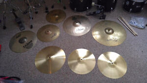 Complete Drum Set!