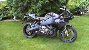 2008 Harley Davidson Buell 1125R Trade for fishing boat