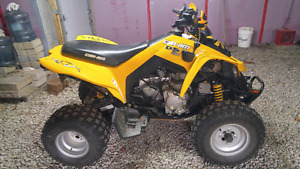 Can Am DS 250 2007
