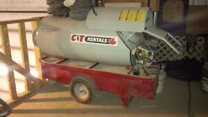 Oil-fired Heater - 350,000 BTU