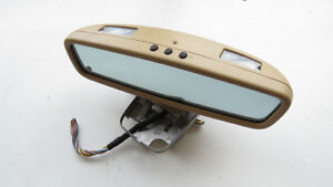 Mercedes-Benz 2000-2006 S Class Auto Dim Rear View Mirror