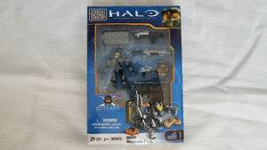 Brand New/Rare - HALO - UNSC Weapons Pack - 96946 - MEGA BLOKS
