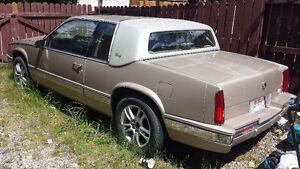 1989 Cadillac Eldorado Brougham Coupe (2 door)