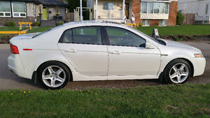2004 Acura TL - Pearl White - Tan Leather - Fully Loaded