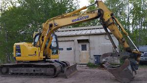 Excavators and Highway Tractors For Sale