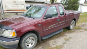 1999 f150 trade for classic