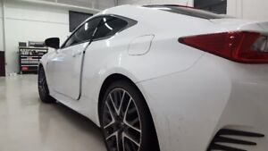 Auto Tint Express Ltd Is offering 10% off on tinting til Jan 20