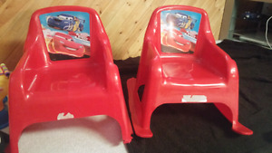 Cars chairs