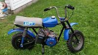 Restored Rupp Mini Bike