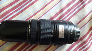 CANON LENS 75-300mm IS