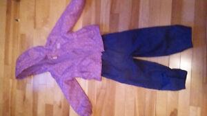 osh kosh coat size 2T