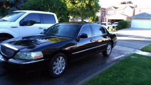 2008 Lincoln Town Car L