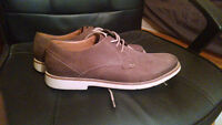 Clarks Raspin Plan Oxford - Lighty Worn - Size 9.5