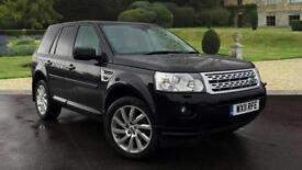 2011 Land Rover Freelander 2.2 SD4 HSE 5dr Automatic Diesel Hatchback