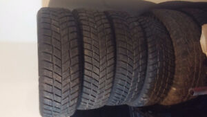 205/65r15 Hankook Ipike winter tires