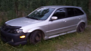 2003 Mazda Protege Familiale