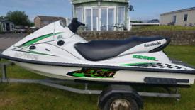 Kawasaki STX 1200R