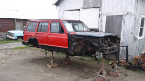 1989 Jeep Cherokee (for parts)
