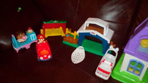 my Little people home/ship/boat/farm/etc London Ontario image 5