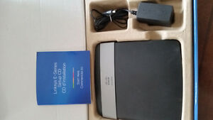 Wireless router - Linksys E2500