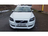 Volvo C30 2.0D 2008 R-Design Sport PX Swap Anything considered