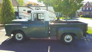 1957 Fargo Patina Pick-up Truck
